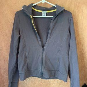 Old Navy grey zip up